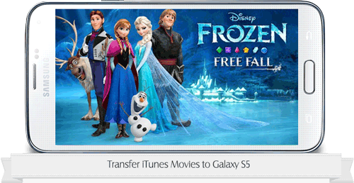 itunes to galaxy s5 converter
