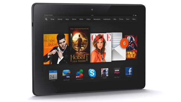 iTunes to Kindle Fire HDX 8.9 Converter